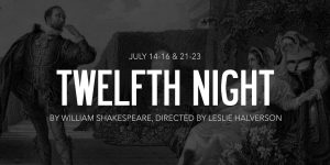 Twelfth Night Introductions: Meet Kate Southern, Sebastian