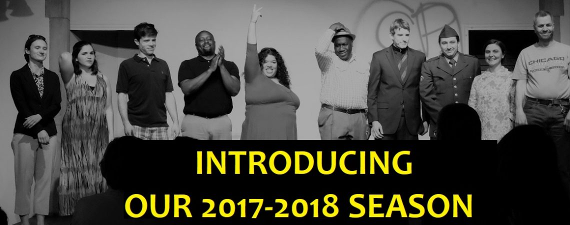 Announcing Our 2017-2018 Season