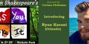 Meet Ryan Kacani, our Orlando!