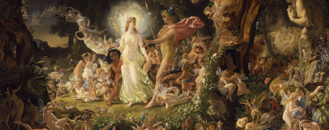 """Shakespeare's """"A Midsummer Night's Dream"""" – THE AUDITIONS!"""