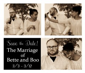 Who's Who In The Marriage of Bette and Boo
