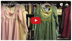 Meet the Lady Crew: Costume Designer