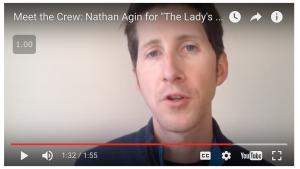 Meet the Lady Crew: Dramaturg and Verse Coach