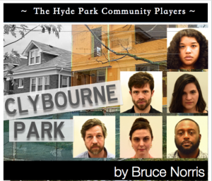 Congratulations to the Cast of CLYBOURNE PARK!